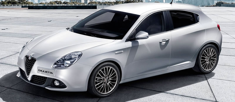 Alfa Romeo Giulietta Tamburini Auto