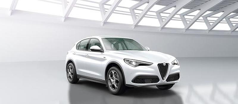 Alfa Romeo Stelvio Tamburini Auto