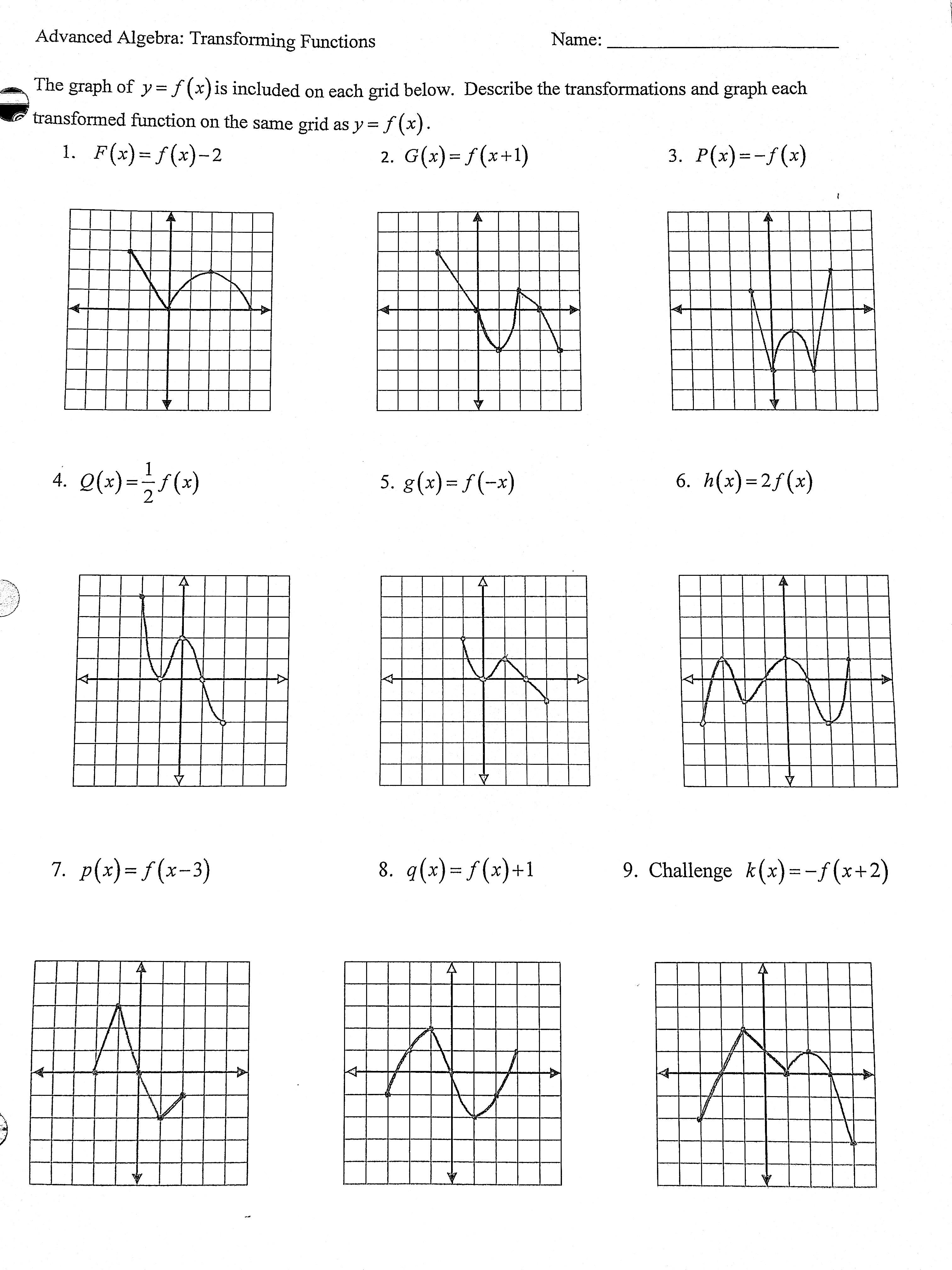 Heard Grace Adv Algebra