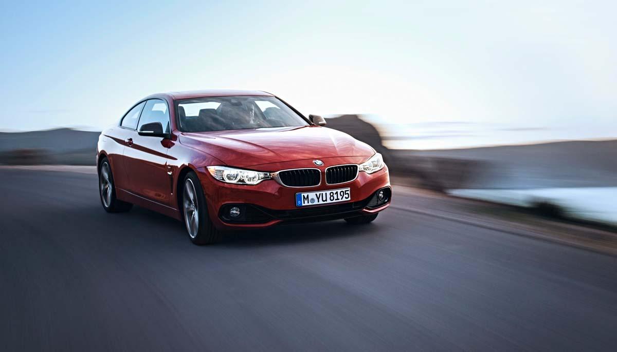 BMW 420d External
