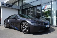 BMW i8 Review 4