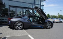 BMW i8 Review 5