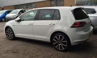 VW Golf GTE 15