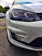 VW Golf GTE 5