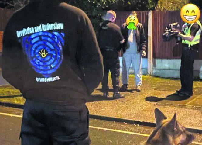 Crimewatchers Droylsden