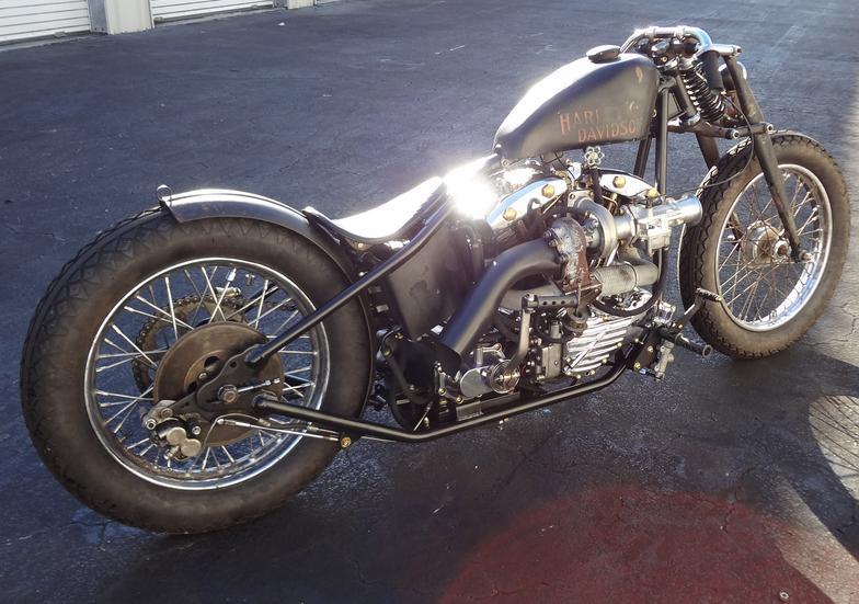 M11 1968 Turbo Harley Davidson :: Tamiami Tyrants