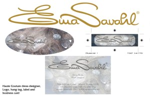 Branding, Label, Hang tag design