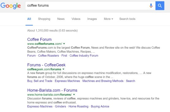 marketing your blog on forums