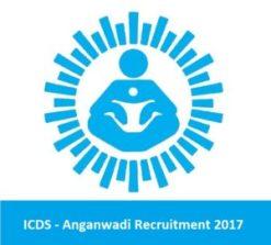 ICDS Tirunelveli recruitment 2017