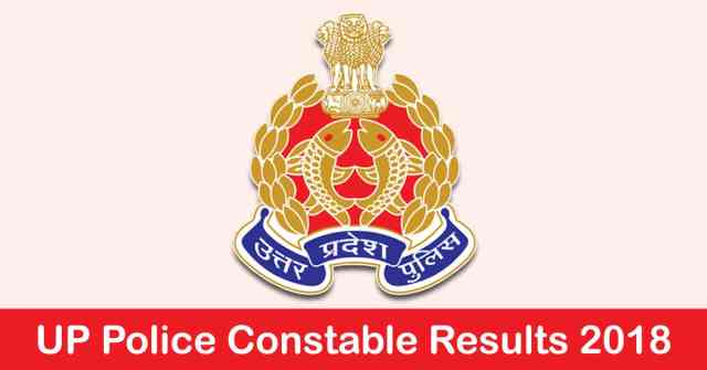 UP Police Constable Results 2018