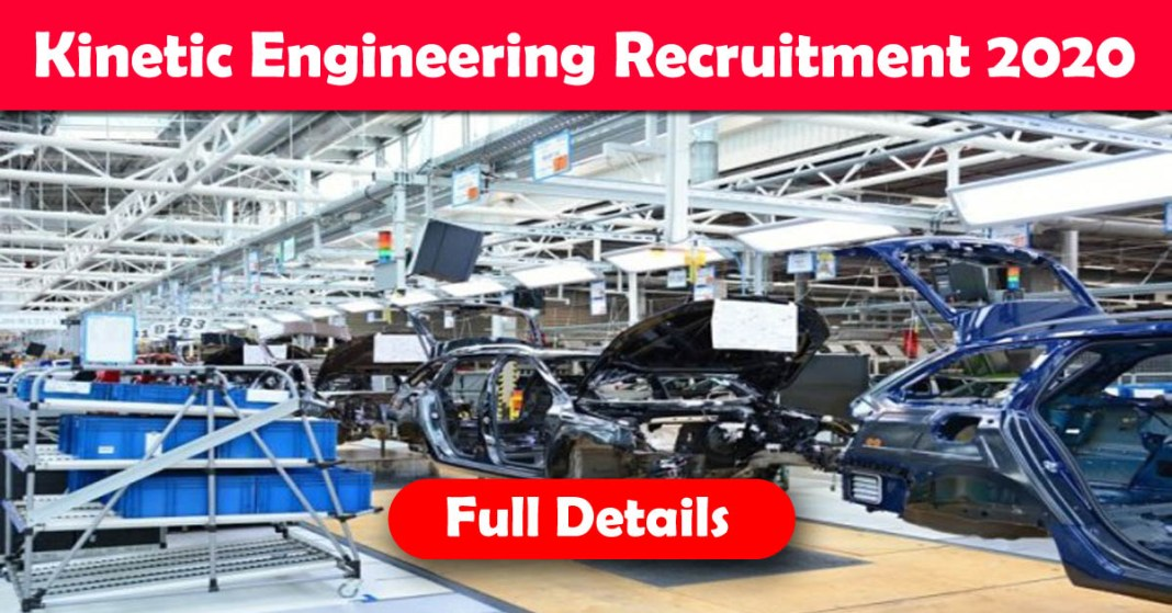 Kinetic Engineering recruitment