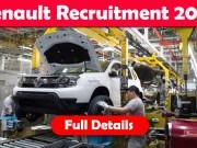 Renault Recruitment