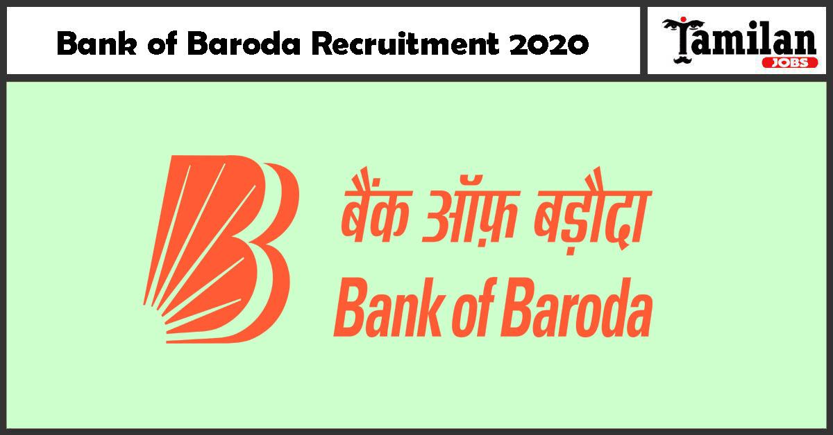 bank of baroda online application for po recruitment