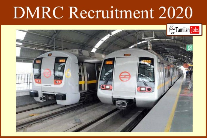 DMRC Recruitment 2020 Out – B.E, B.Tech Candidates Can Apply For Chief Project Manager Jobs