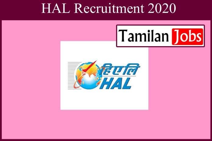 HAL Recruitment 2020 Out – Apply Medical Officer Jobs