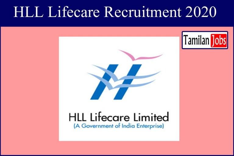 HLL Lifecare Recruitment 2020 Out – Apply Pharmacist Jobs