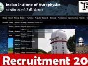 IIA Recruitment 2020