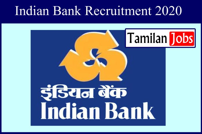 Indian Bank Recruitment 2020 Out – Apply For Chief Strategy Officer Jobs