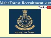 MahaForest Recruitment 2020