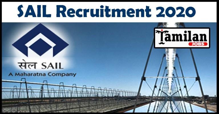 SAIL Recruitment 2020 Out – Apply Online 76 Nurse Trainee Jobs