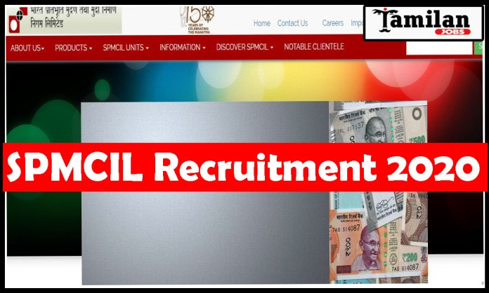 SPMCIL Recruitment 2020 Out – Apply 16 Assistant Manager Jobs