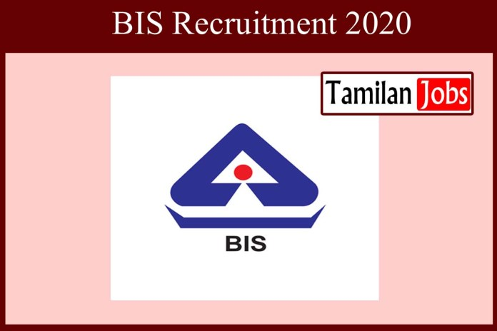 BIS Recruitment 2020 Out – Apply Online 171 Stenographer Jobs