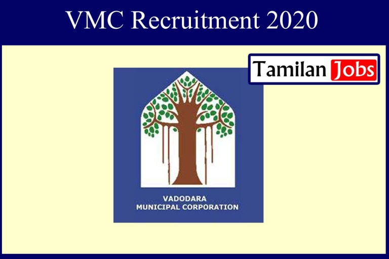VMC Recruitment 2020 Out – 8th, 12th Candidates Apply For 177 Field Worker Jobs