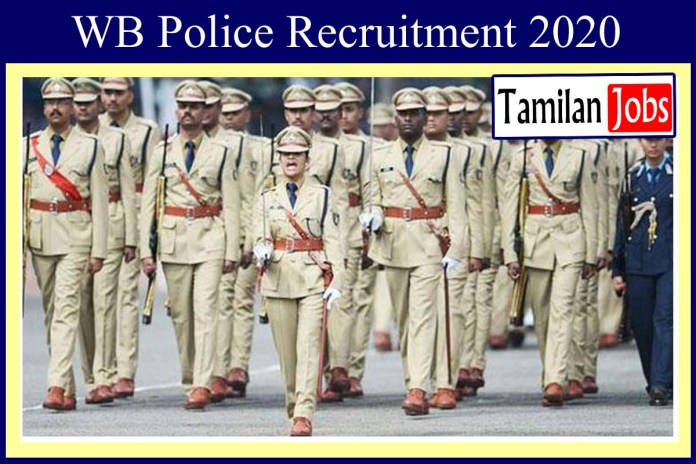 West Bengal Police Recruitment 2020 Out – Group c Jobs