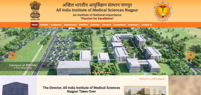 AIIMS Nagpur Nursing Officer Result 2020