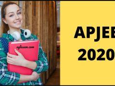 APJEE Syllabus 2020 PDF