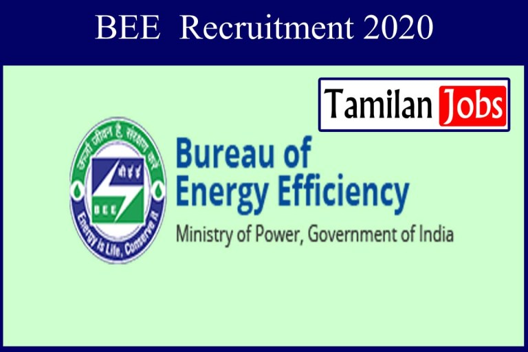 BEE India Recruitment 2020 Out – Stenographer Jobs