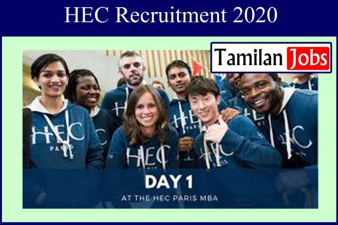 HEC Recruitment 2020 Out – Apply 164 Trainee Jobs