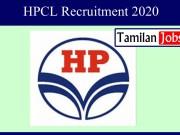 HPCL Recruitment 2020