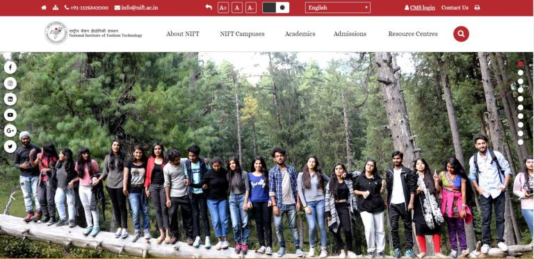NIFT JE Admit Card 2020 Yet to Release Soon | Computer Engineer Exam Date @ nift.ac.in