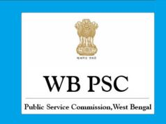 WBPSC Miscellaneous Service Answer key 2020
