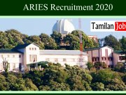 ARIES Recruitment 2020