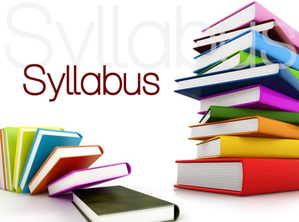 TNPSC Group 2 & 2A Revised Syllabus 2020
