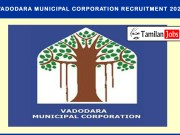 Vadodara Municipal Corporation Recruitment 2020 copy