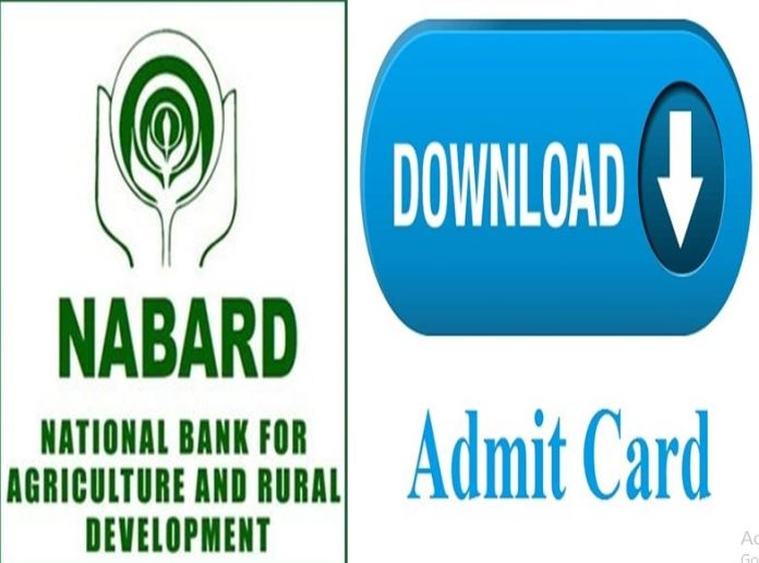 NABARD Assistant Manager Admit Card 2020 @ nabard.org | AM Grade A Mains Exam Date