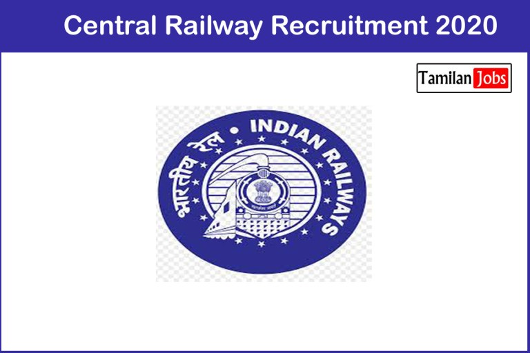 Central Railway Recruitment 2021 Out – Apply Homeopathic Physician Jobs