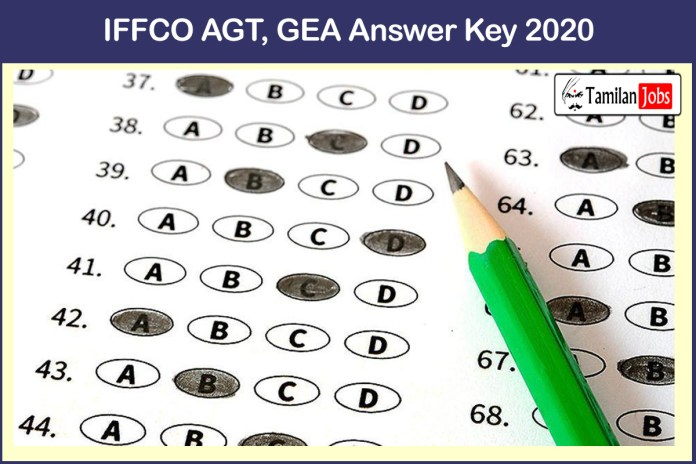 IFFCO Answer Key 2020 (Released Soon) | Download Set Wise Exam Key @ iffco.in
