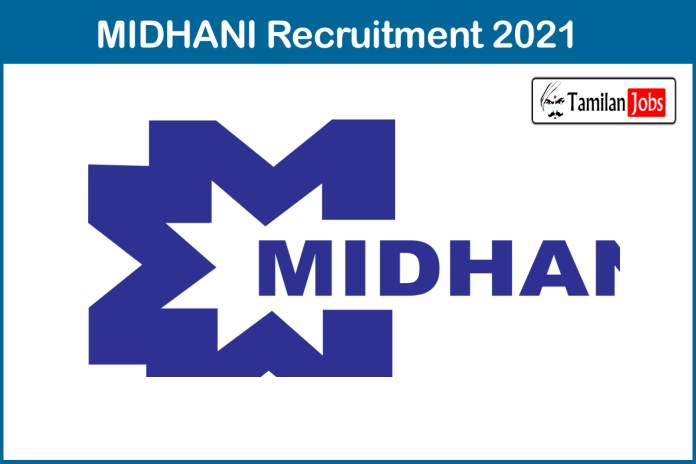 MIDHANI Recruitment 2021 Out – Apply For Fitter, Welder, Electrician Jobs