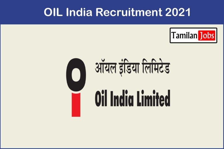 OIL India Recruitment 2021 Out – Walk In For 119 Contractual Chemical Assistant Jobs
