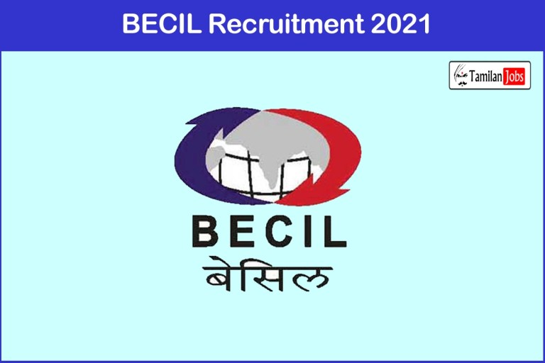 BECIL Recruitment 2021 Out – Apply Consultant Jobs