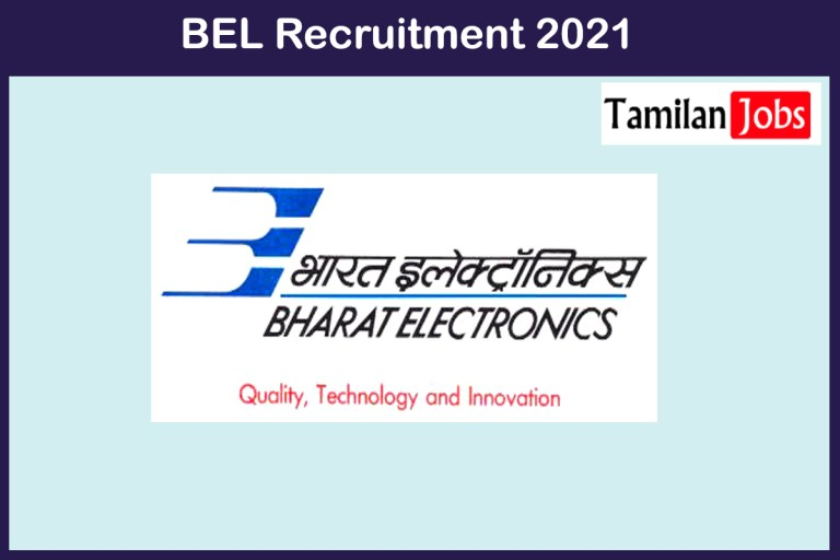 BEL Recruitment 2021 Out – Apply 30 Senior Assistant Engineer Jobs