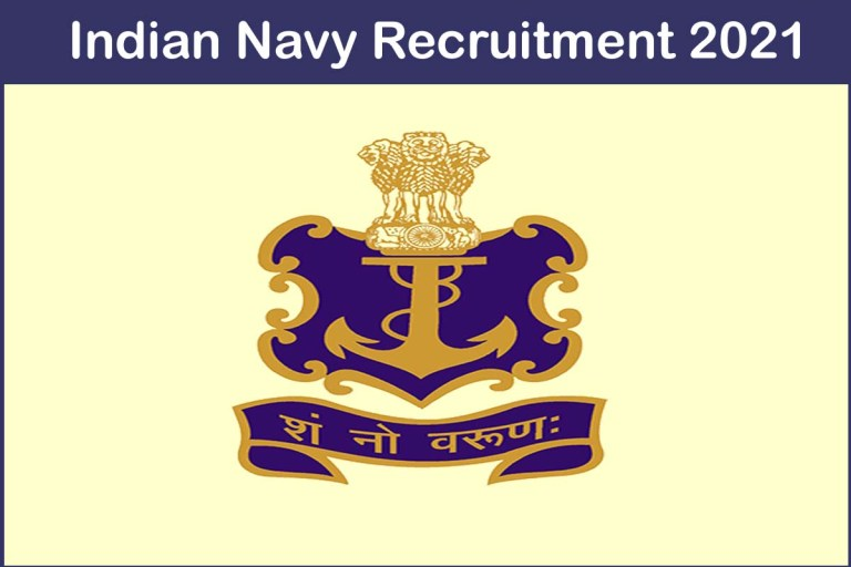 Indian Navy Recruitment 2021 Out – Apply Online 45 Short Service Commission Officer Jobs