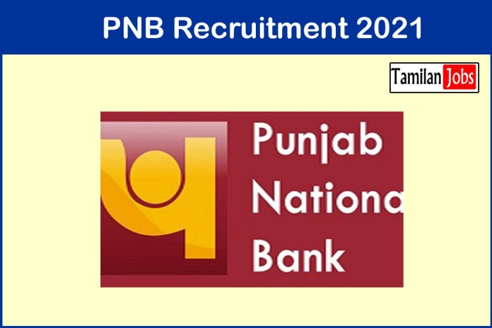 Punjab National Bank Recruitment 2021 Out – Apply For Various Valuers Jobs