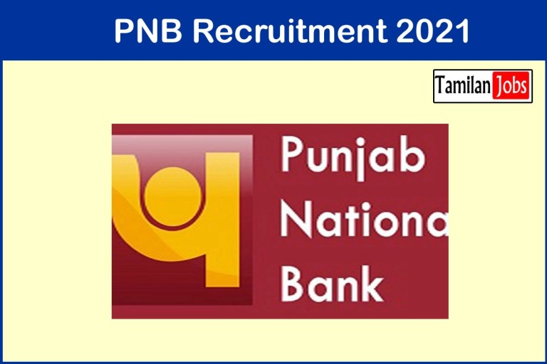 PNB Recruitment 2021 Out – Apply 12 Defence Banking Advisor Jobs