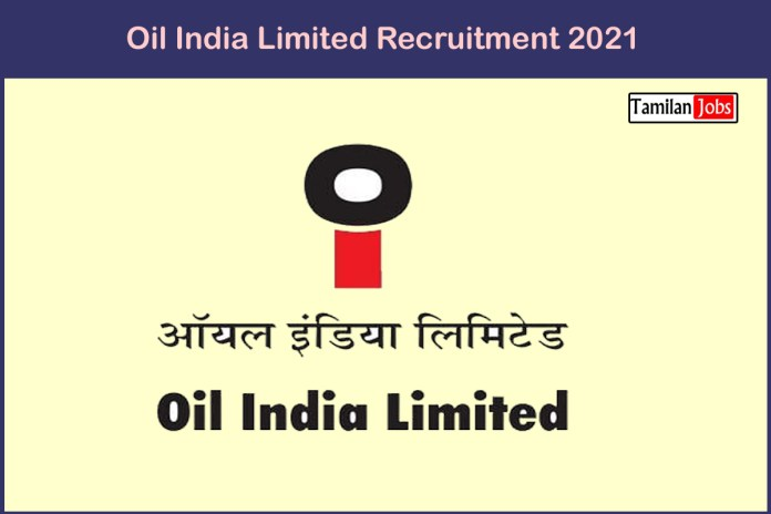 Oil India Limited Recruitment 2021 Out – Apply For 15 Contractual Instrumentation Supervisor Jobs