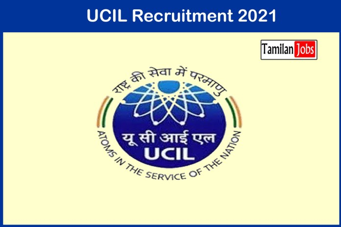 UCIL  Recruitment 2021 Out – Apply 47 Manager, Supervisor, Foreman Jobs